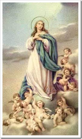Imagem da Nossa Senhora da Conceição