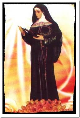 Imagem da Santa Edwiges